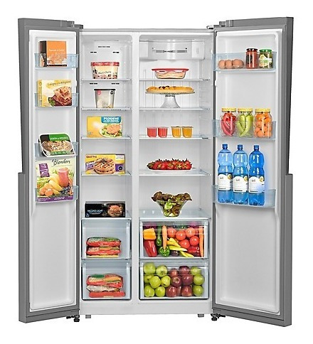 refrigerador mabe side by side 521 lt md52hlcs0