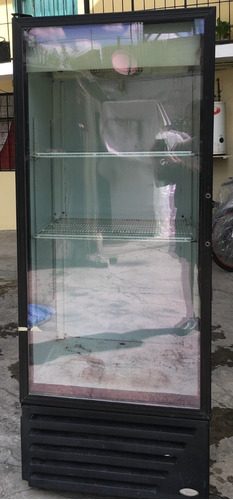 refrigerador marca vendo con compresor nuevo color blanco