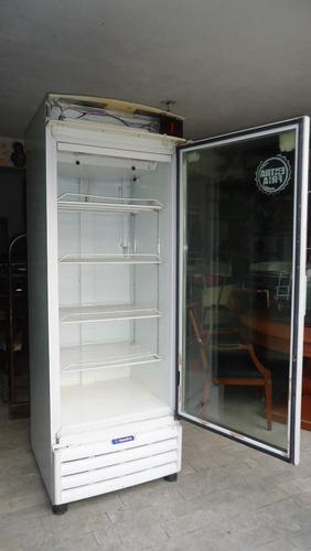 refrigerador metal frio