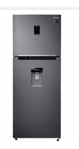 refrigerador negro de 14 p  top mount samsung nuevo $8000