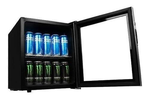 refrigerador nevera de bebidas edgestar bwc70ss de 62 latas