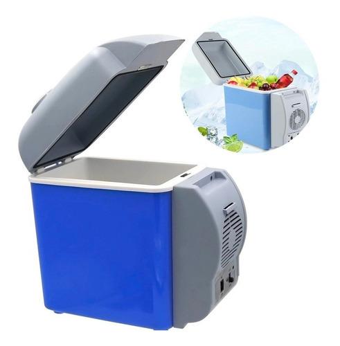 refrigerador nevera portátil 7.5 lt auto 774675 / fernapet