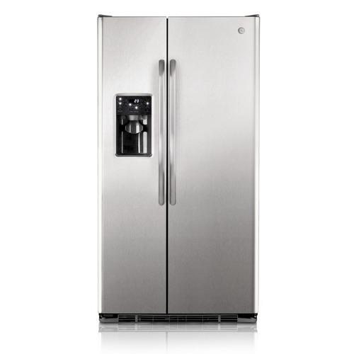refrigerador no frost ge gkcs2lfgfss side envío gratis rm
