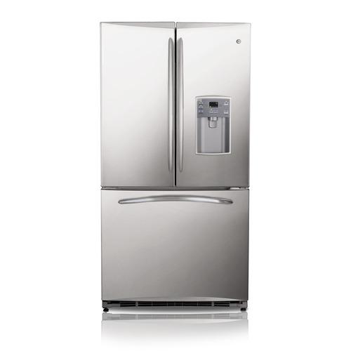 refrigerador no frost ge pfps5mjzdss side envío gratis rm