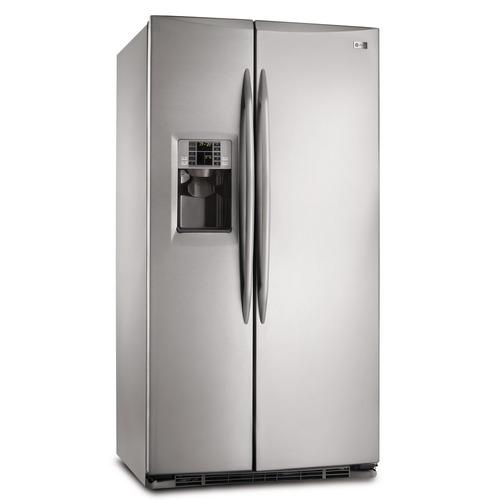 refrigerador no frost ge pkcs5mfbdss side envío gratis rm
