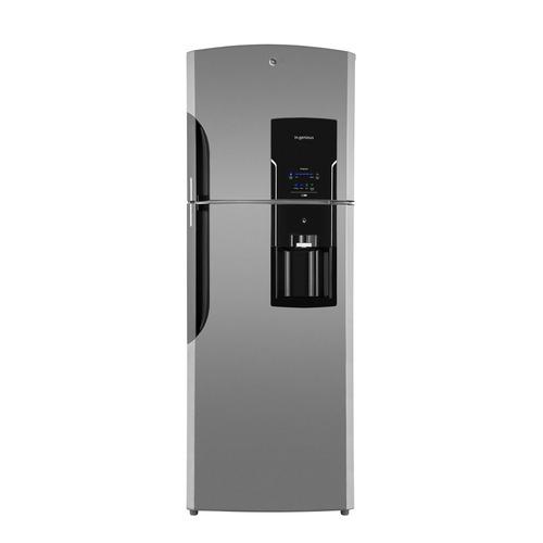 refrigerador no frost ge rgs1540blcx0 2 puer envio gratis rm