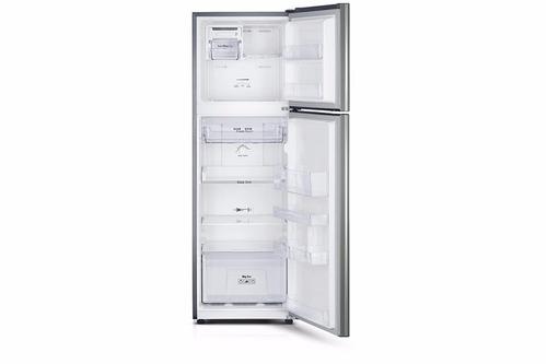 refrigerador samsung 255 lt multi flow paltinium rt25faradsp