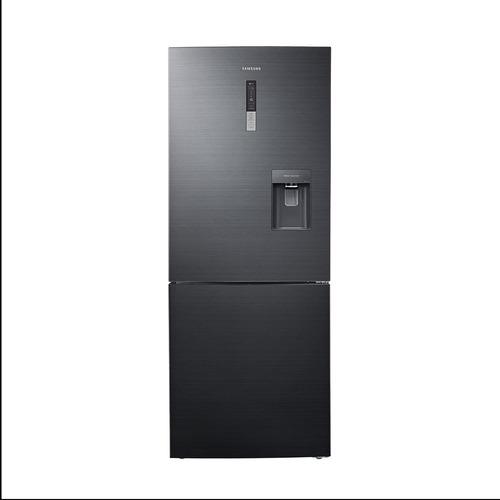 refrigerador samsung 432 lts black rl4363
