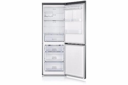 refrigerador samsung no frost 295 lt rb29ferndss/zs