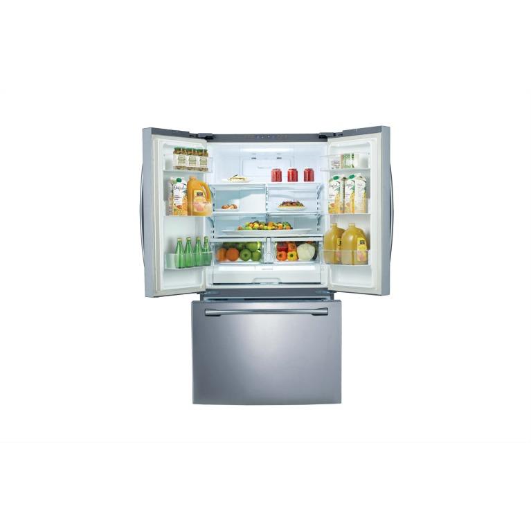 Refrigerador 26 Pies C 250 Bicos Samsung 3 Puertas 11 000