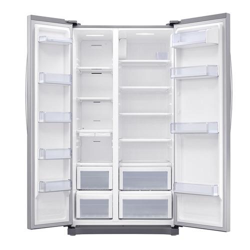 refrigerador samsung side side