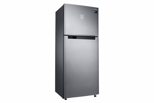 refrigerador samsung twin cooling 430 lts rt43k6231sl/zs