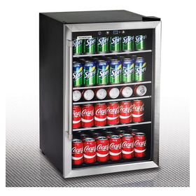 Refrigerador Servivar Exibidor De Bebidas 4.4cu  Env Gratis
