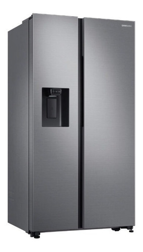 refrigerador side by side con space max 617 l samsung