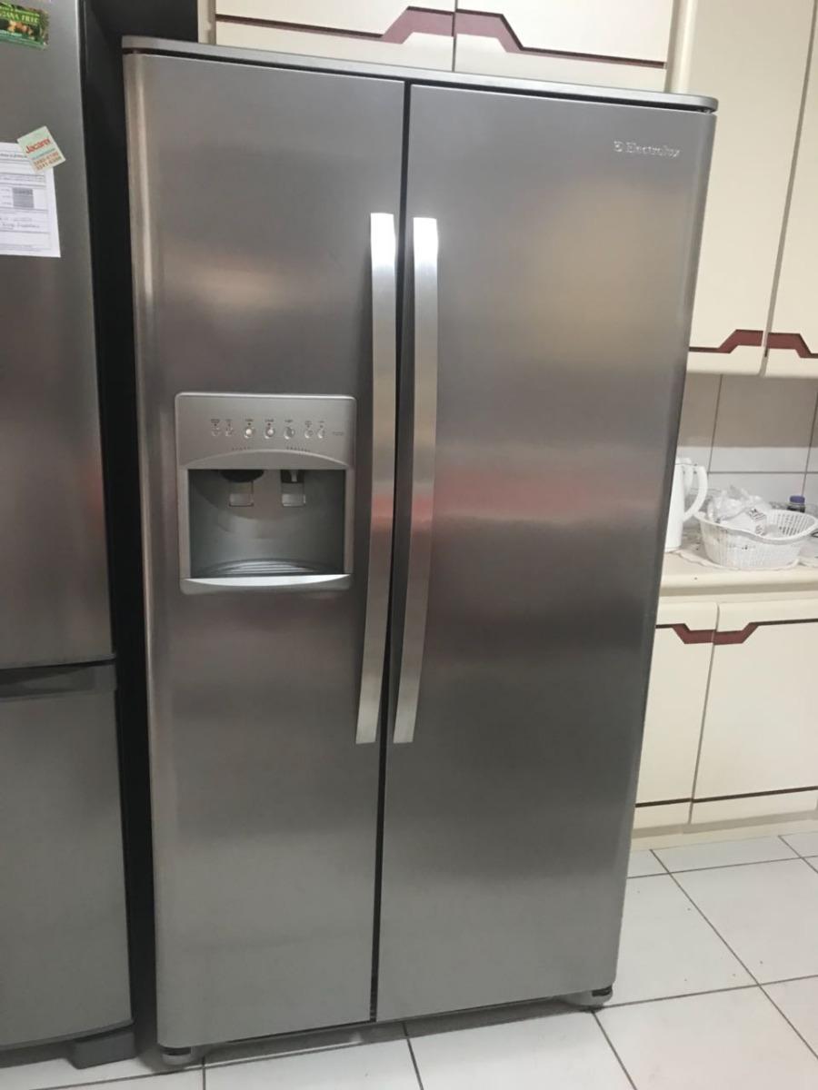 Refrigerador Side By Side Electrolux Home Pro De 02 656 L