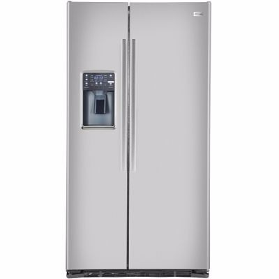 refrigerador side by side general electric nuevo + garantía