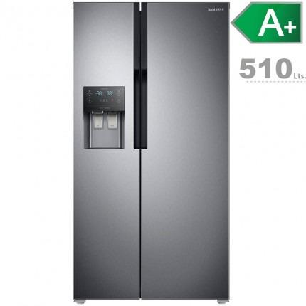 refrigerador side by side samsung rs51k5460sl 510 litros