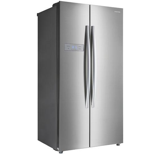 refrigerador side side daewoo