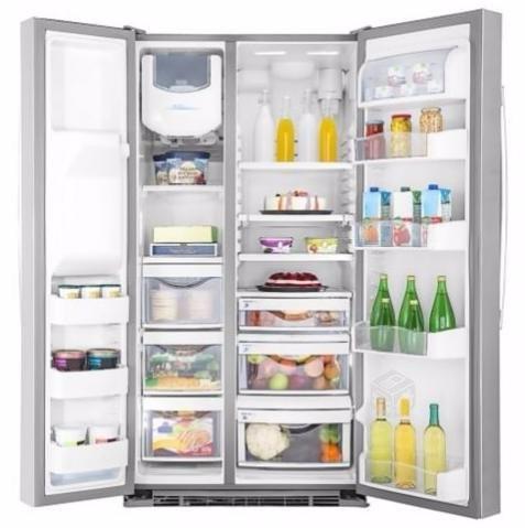 refrigerador side side general electric