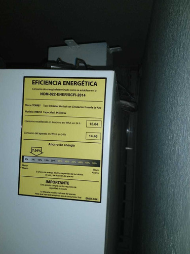 refrigerador torrey