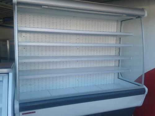refrigerador tramo abierto arneg