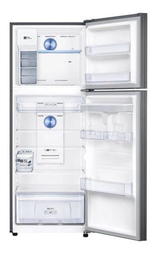 refrigerador twin cooling plus black edition 368l samsung