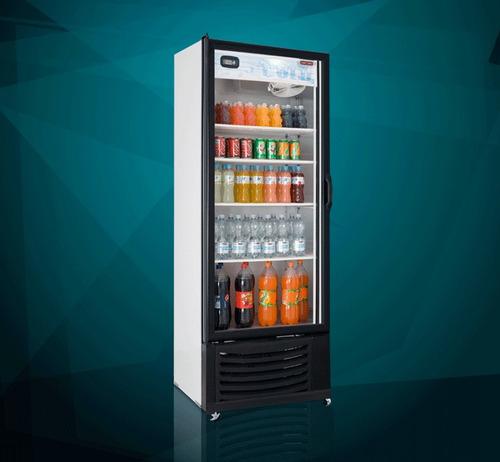 refrigerador vertical exhibición 18 pies vrd-18 torrey