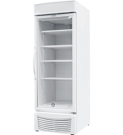 refrigerador vertical porta vidro fricon 565l vcfm565 - 220v