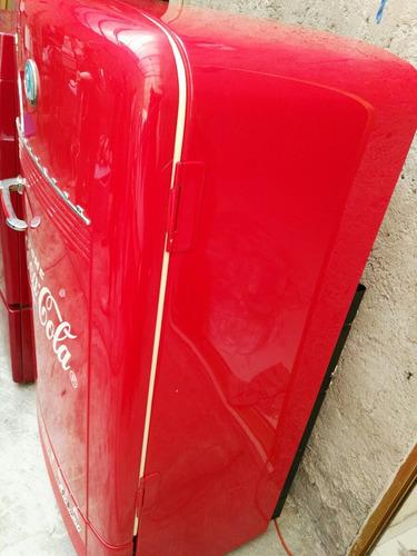 refrigerador vintage cocacola