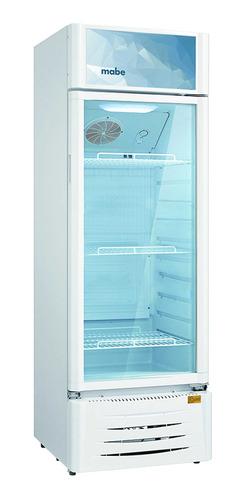 refrigerador vitrina 216 l  alaskavi220b0 mabe