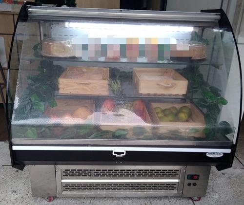 refrigerador vitrina autoservicio