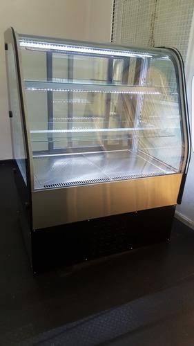 refrigerador vitrina masser