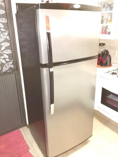 refrigerador whirlpool de 18 pies. modelo wrt18ydl