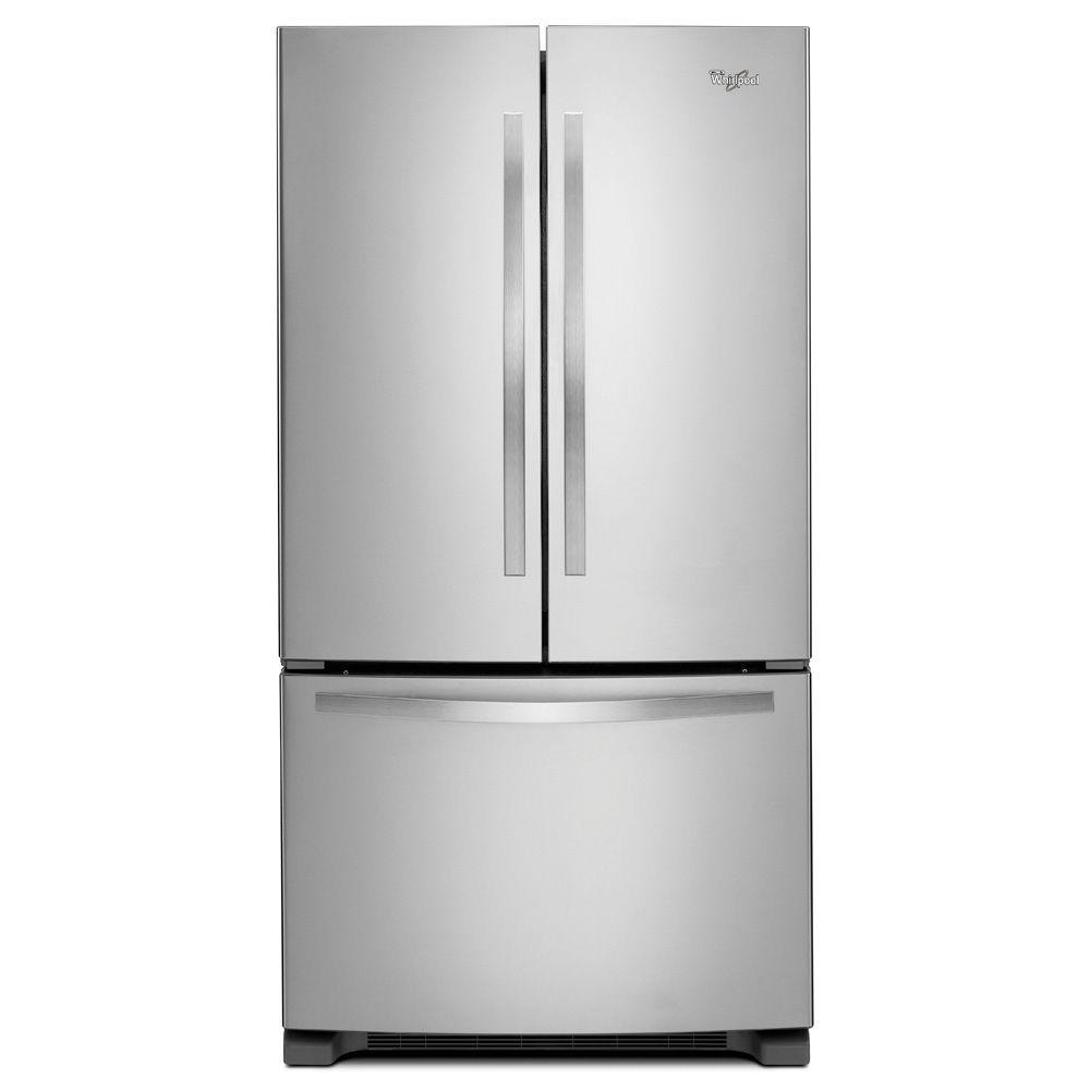 Refrigerador Whirlpool French Door Wrf535smbm 26 800