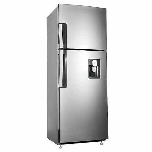 refrigerador whirlpool mod wrw25bktww (09pie³) nueva en caja