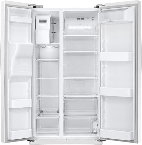 refrigerador whirlpool modelo 7wrs25fdbf (26p³) nueva caja