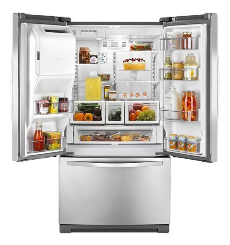 refrigerador whirlpool modelo wrf736sdam (25pie³) nueva caja