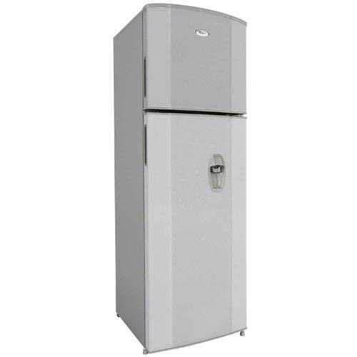 Refrigerador whirlpool wt9507s 9 pies acero inoxidable for Refrigerador whirlpool