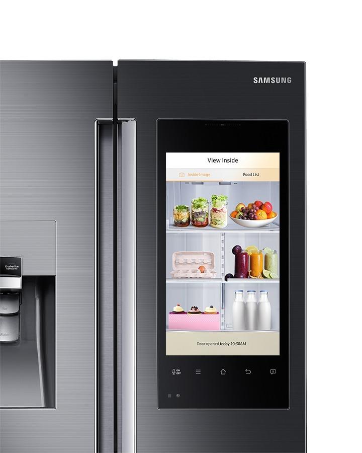 Refrigerador Wifi Congelador Samsung Premium Moderno