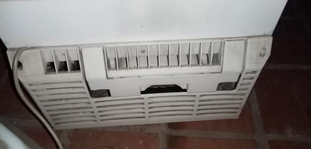 refrigeradora de 2 puertas