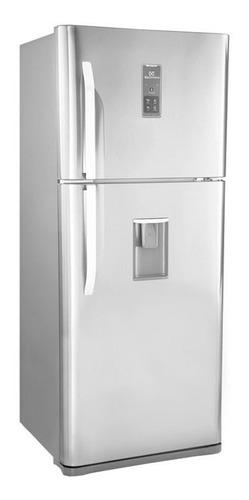 refrigeradora electrolux 416 litros panel touch acero inox