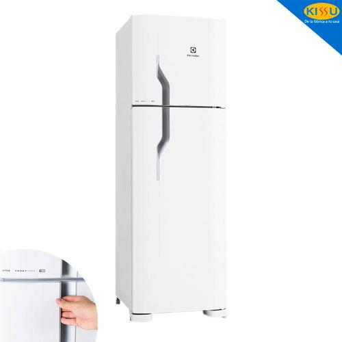 refrigeradora electrolux blanco 258lt no frost alta eficienc
