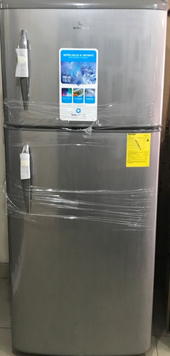 refrigeradora indurama ri-470  342 litros - color croma - no