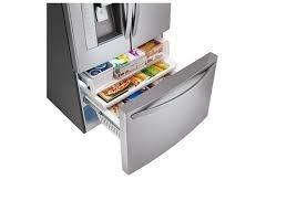 refrigeradora lg 697 lt gm86sdsb inox