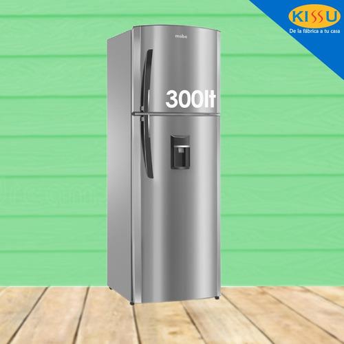 refrigeradora mabe rma430fyeu acero inoxidable no frost 300l