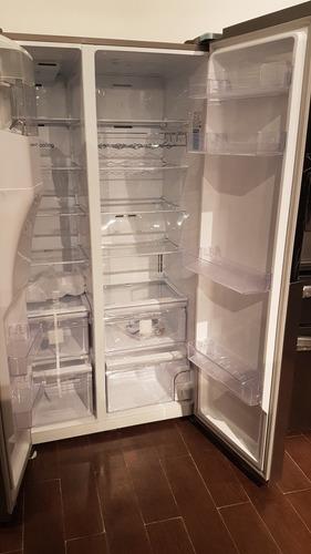 refrigeradora samsung 600lt rs51k5460sl nuevo