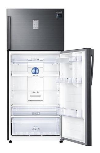refrigeradora samsung black edition con twin cooling plus