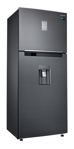 refrigeradora samsung black edition twin cooling plus