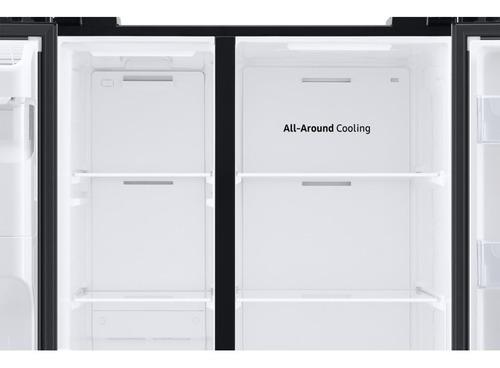 refrigeradora samsung family hub, 685 l