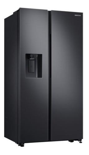 refrigeradora samsung side by side con all-around cooling